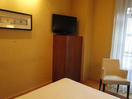 Hotel Fruela: Preciosa habitación