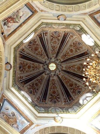 Chiesa di San Michele: Soffitto