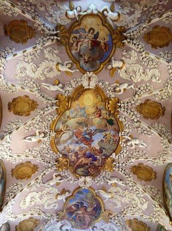 Chiesa di San Michele: Soffitto 2