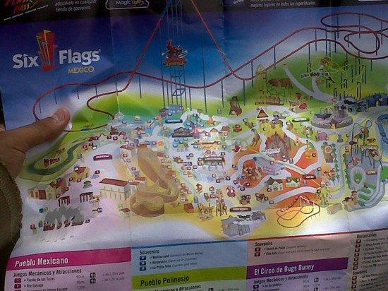 Medusa Picture Of Six Flags Mexico Mexico City Tripadvisor