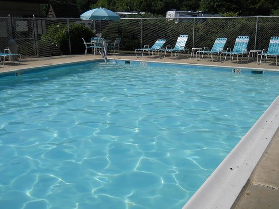Washington DC, NE KOA : Pool