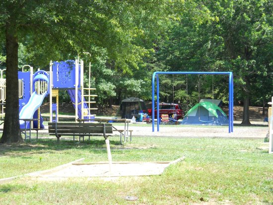 Washington DC, NE KOA : Playground