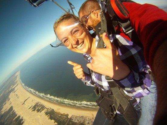 Grover Beach, Καλιφόρνια: skydive pismo beach