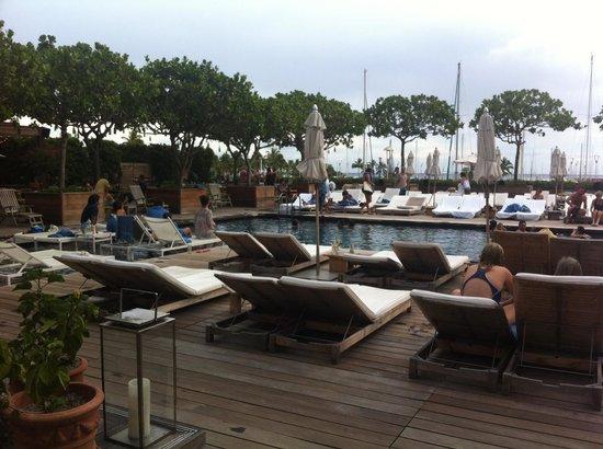 The Modern Honolulu: The pool