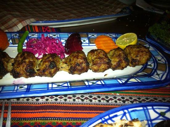 Sufi Restaurant: Kebabs_1 @Sufi_BLR