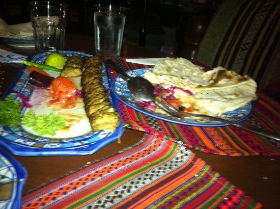 Sufi Restaurant: Kebabs_2 @Sufi_BLR