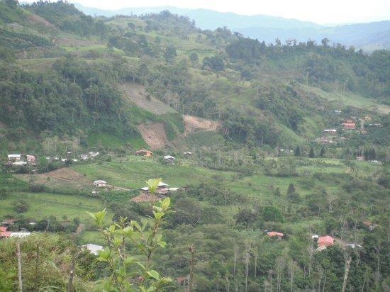 Corredores del Pacuare: vista a Pacayitas