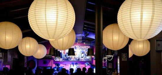 London Town Lounge Bar
