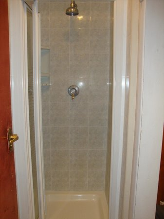 Hotel Orlando: Shower