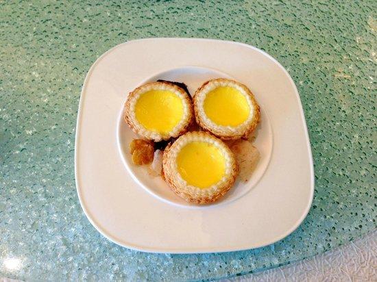 Summer Palace: Egg tart
