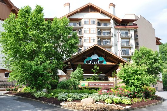 Holiday Inn Club Vacations Gatlinburg-Smoky Mountain : Holiday Inn Club Vacations Gatlinburg