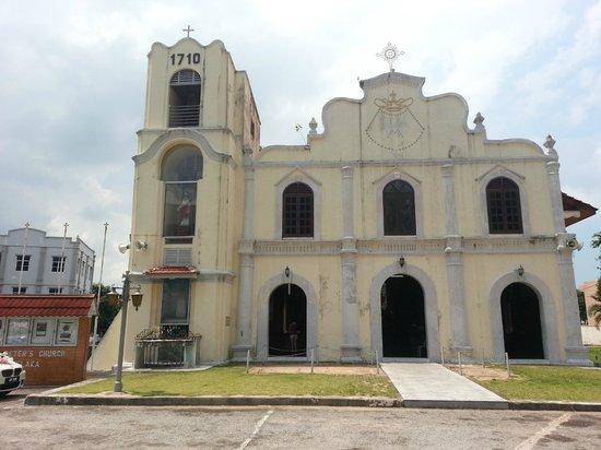 St. Peter's Church : St Peter's Church