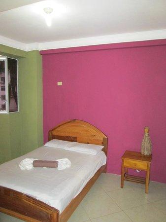 Hotel Caravel: Habitacion sencilla