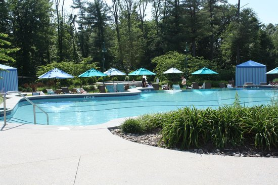 The Hotel Hershey: Adult Only Pool