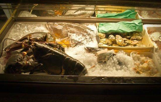 Osteria St. Ana: Super Sized Lobster