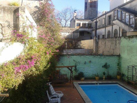 Ukelele Hostel: vista