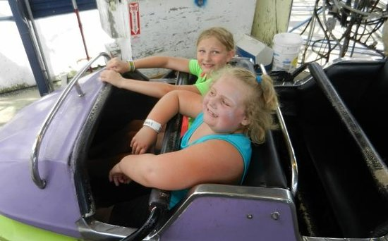 Indiana Beach Amusement & Waterpark: Galxey (Great for 6 yrs and up)
