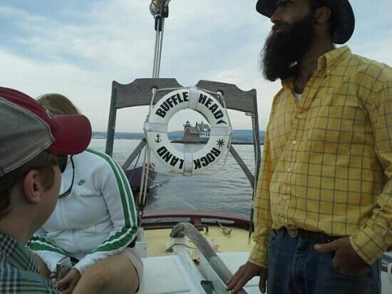 Bufflehead Sailing Charters: Capt. Daniel
