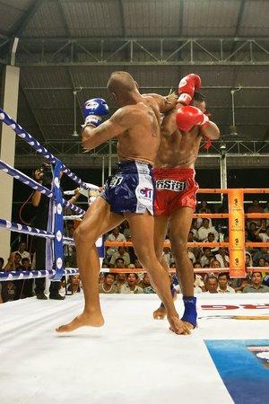 Khmer Kickboxing Siem Reap: Khmer Kickboxing in Siem Reap