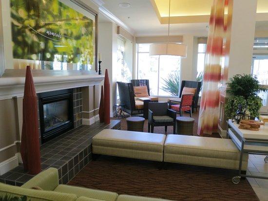Hilton Garden Inn San Francisco Airport North: Relax corner