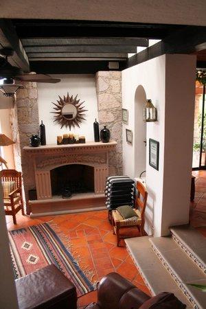 Casa Estrella de la Valenciana: Living Room