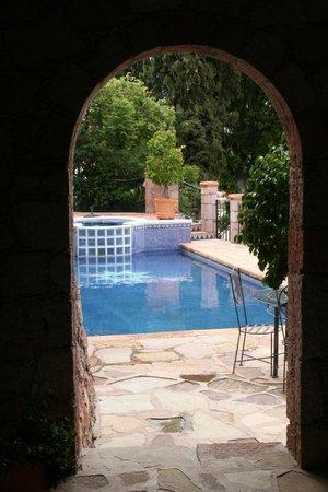 Casa Estrella de la Valenciana: The Pool & Jacuzzi