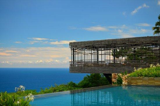 Alila Villas Uluwatu: Great views