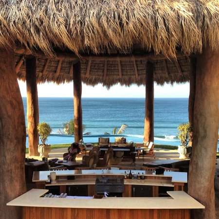 Mukul Beach Golf & Spa: view from Casona Don Carlos