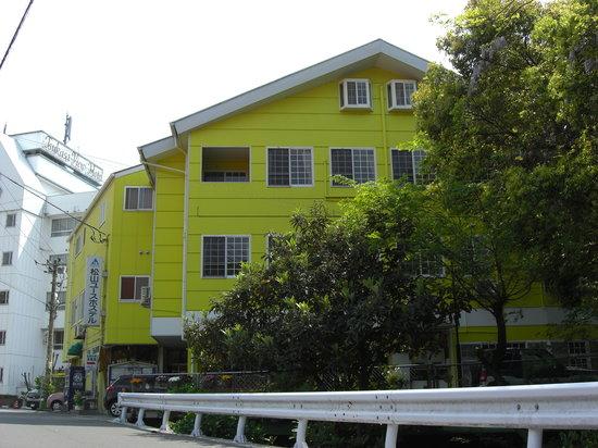 Matsuyama Youth Hostel: Matsuyama YH /松山ユースホステル 外観