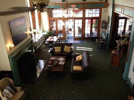 Hood River Hotel : Lobby