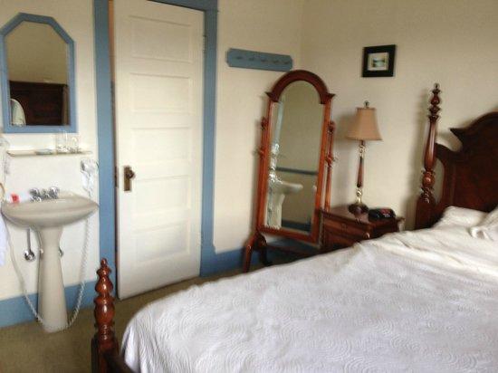 Hood River Hotel: Room