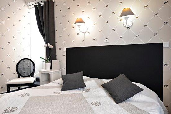 Hotel la Roseraie: chambre 7
