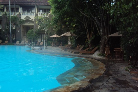 Hotel Kumala Pantai: Main Pool Area