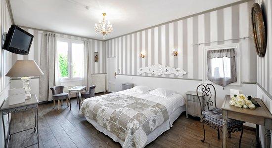Hotel la Roseraie: chambre superieur