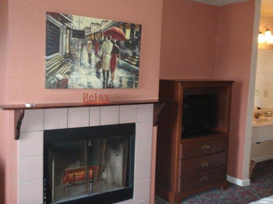 Depoe Bay Inn: Room 303