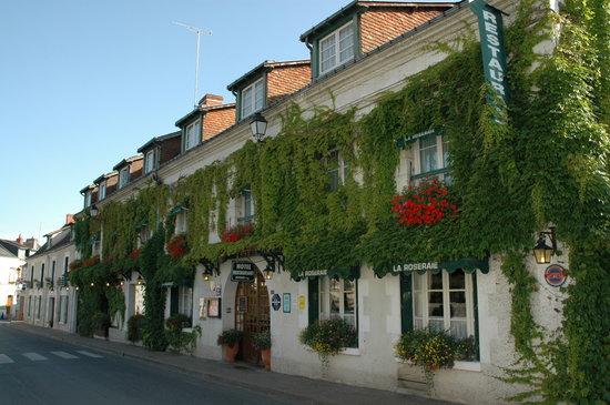 Hotel La Roseraie Chenonceaux