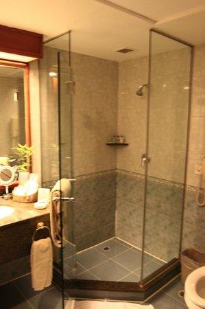 Hoi Tak Hotel : Shower cubicle too