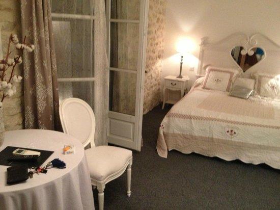 L'Instant Sévigné : notre chambre