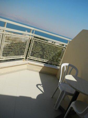 Ein Gedi - Beit Sarah Guest House: The view