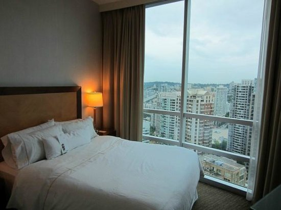 The Westin Grand, Vancouver: Bedroom
