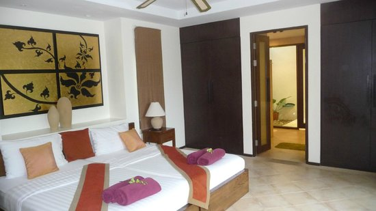 Plumeria Place Residence: Bed room 1