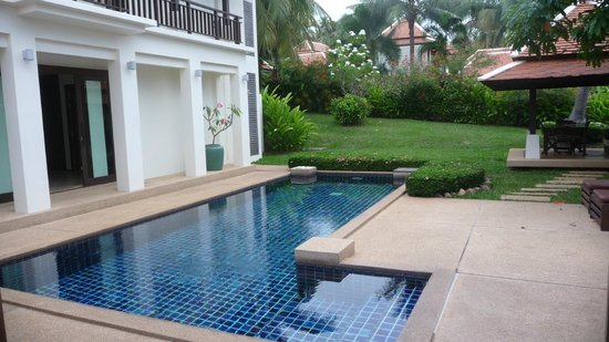Plumeria Place Residence : Private Pool and Garden