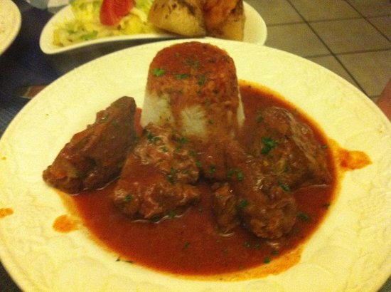 Greek Lamb Braised With Tomatoes (Kokkinisto) Recipes — Dishmaps