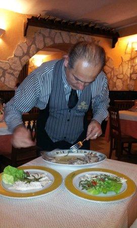 Il locale foto di ristorante da tony ausonia tripadvisor for Ristorante cinese da sonia