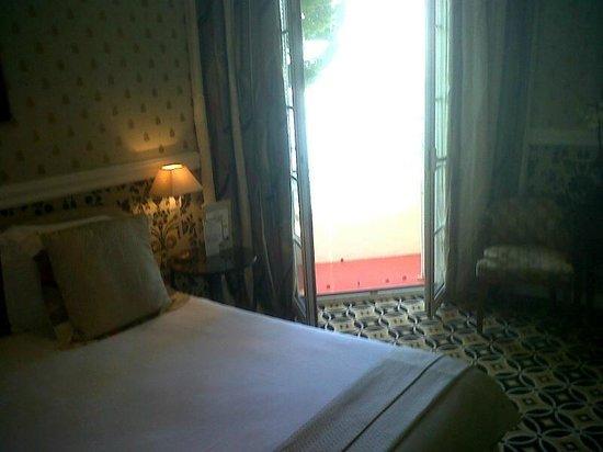 Hotel Belles Rives: room detail