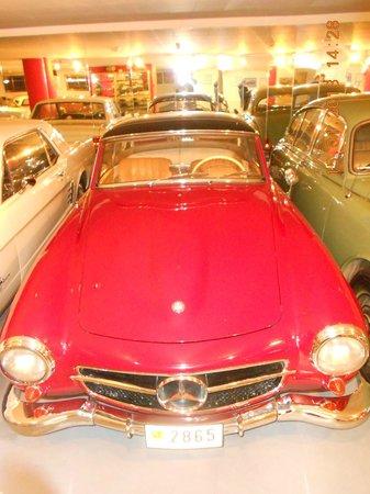 Museu Nacional de l'Automobil: Второй этаж