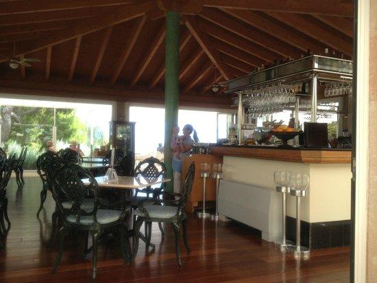 Grupotel Parc Natural & Spa: pool bar/restaurant
