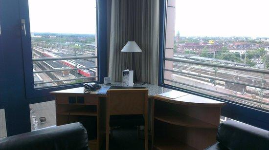 NH Dortmund: view