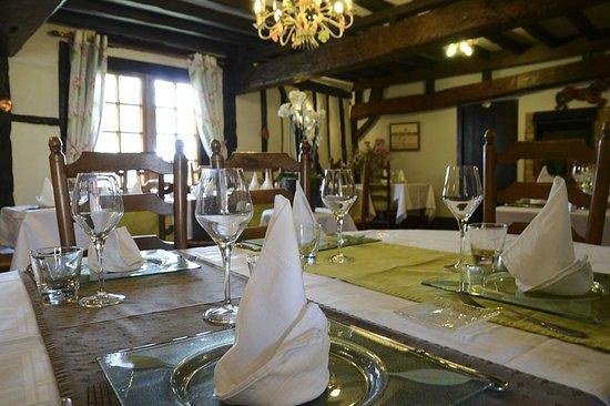 LE FIACRE : restaurant