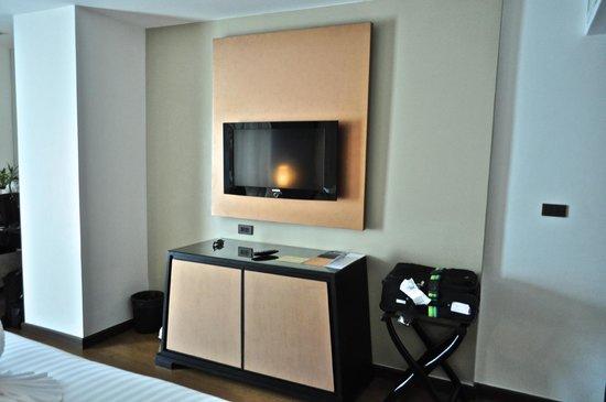 SilQ Bangkok Hotel: Room